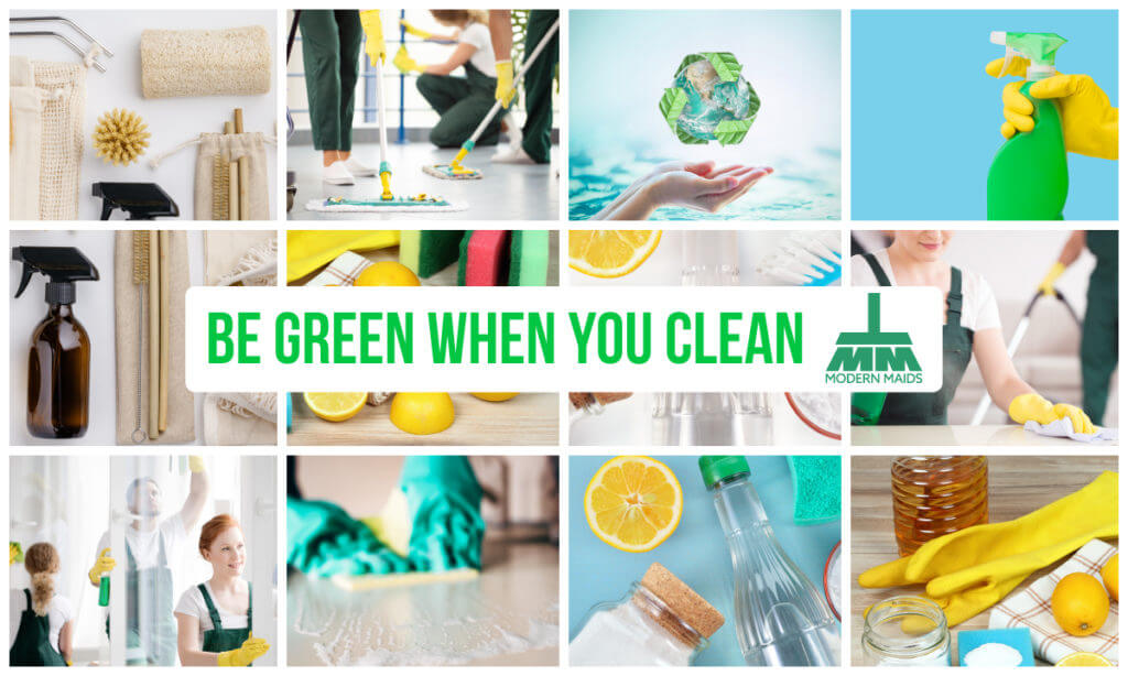 Modern Maids Green Cleaning